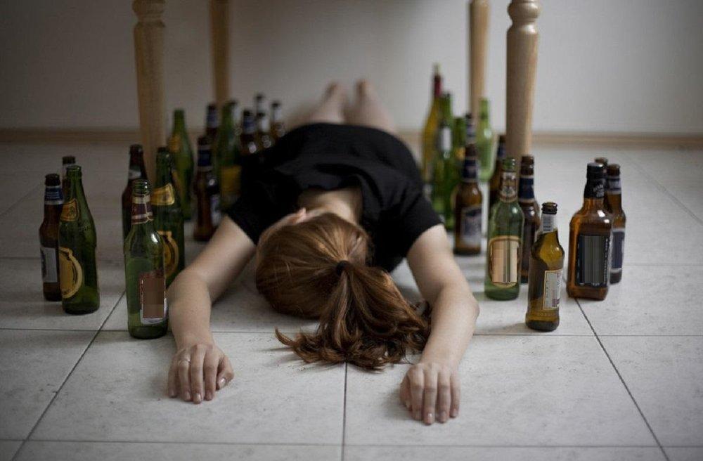 Алкогольная зависимость у представительниц лучшей половины человечества