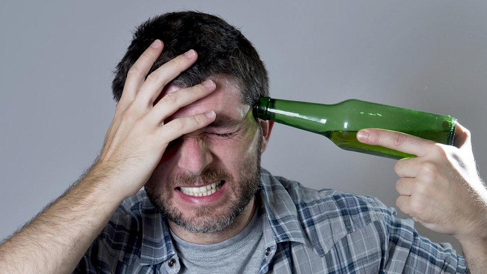 Алкоголизм – есть психическое заболевание