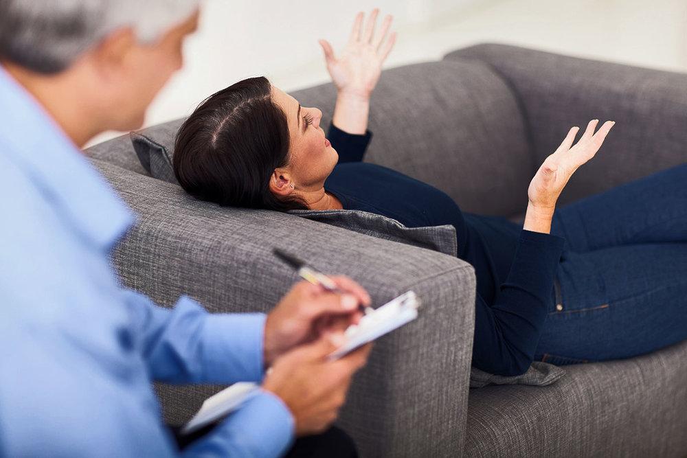 Психотерапия требует индивидуально-личностного подхода