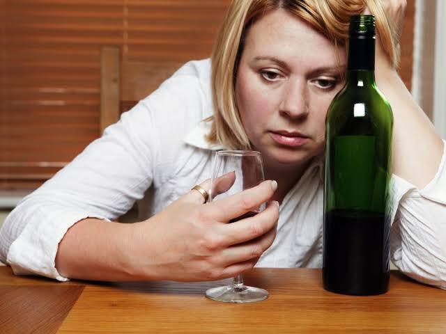 Женское пьянство – социальные причины
