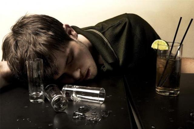 Алкогольный абстинентный синдром или в быту